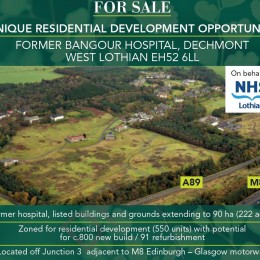 Bangour Hospital is up for sale