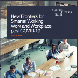 New working frontier – a people focussed blended model for the future