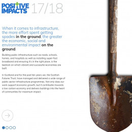 2017/18 Positive Impacts Report published