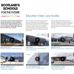 Education video case studies launched