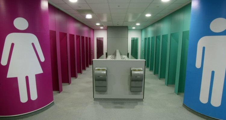 The Lasswade Centre - toilets