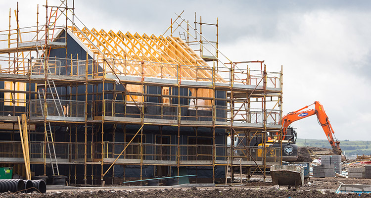 Construction creating economic boost